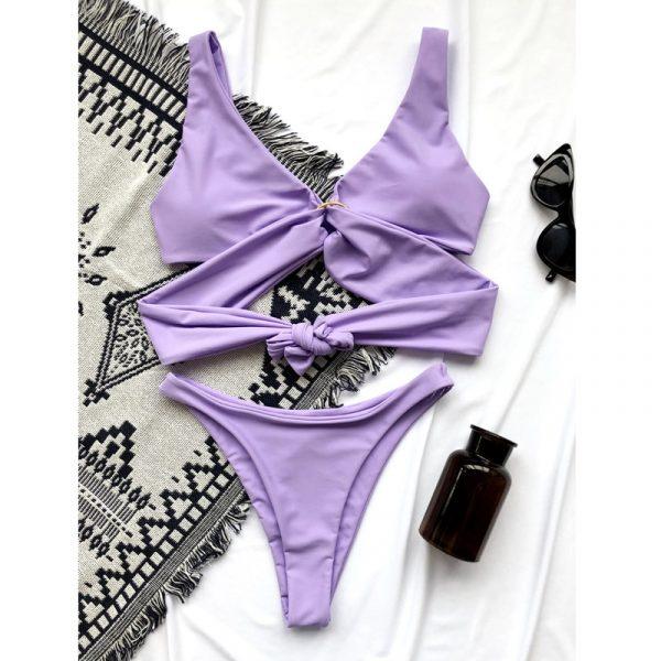 Push Up Bikini Set Swimwear  5