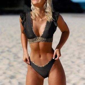 Micro Push Up Bikini Swimsuits Set  1